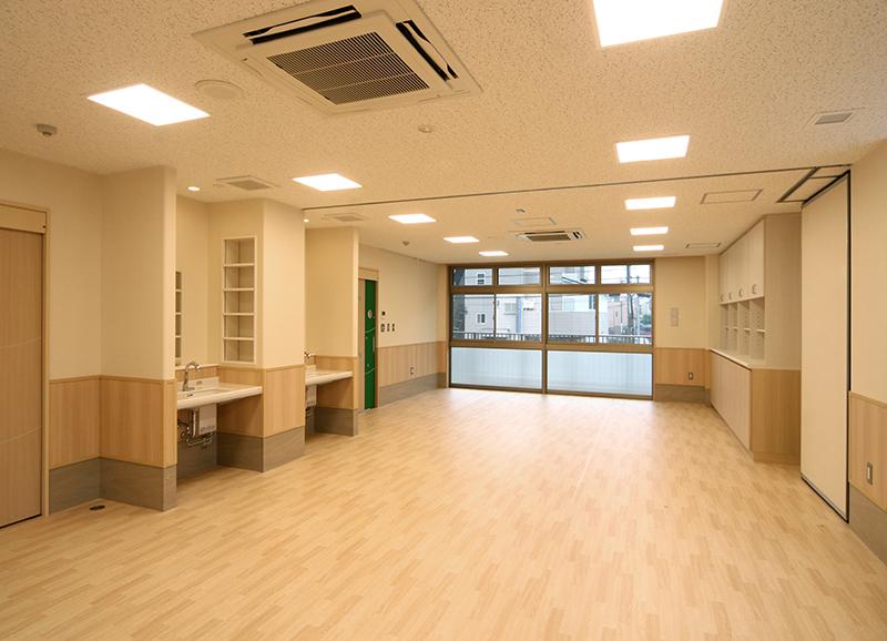 2階食堂兼 多目的室