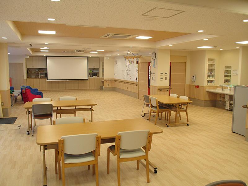1階活動室/食堂