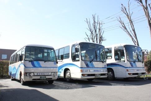 通園バスの運行